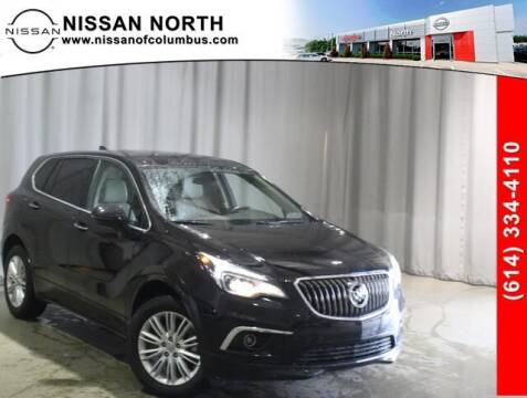 2017 Buick Envision for sale at Auto Center of Columbus in Columbus OH