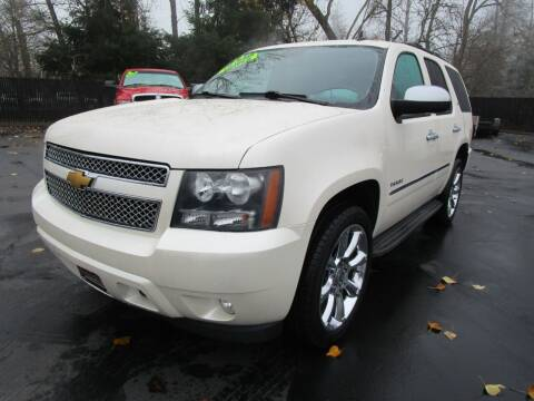 2014 Chevrolet Tahoe for sale at LULAY'S CAR CONNECTION in Salem OR