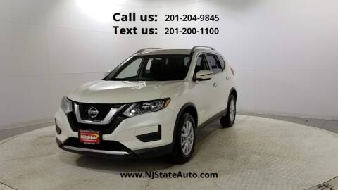 2017 Nissan Rogue for sale at NJ State Auto Used Cars in Jersey City NJ