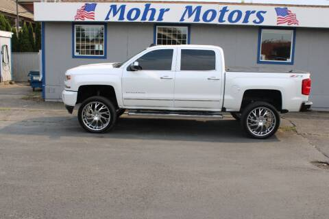 2016 Chevrolet Silverado 1500 for sale at Mohr Motors in Salem OR