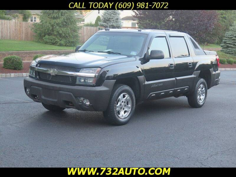 2003 Chevrolet Avalanche for sale at Absolute Auto Solutions in Hamilton NJ