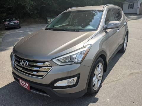 2013 Hyundai Santa Fe Sport for sale at AUTO CONNECTION LLC in Springfield VT