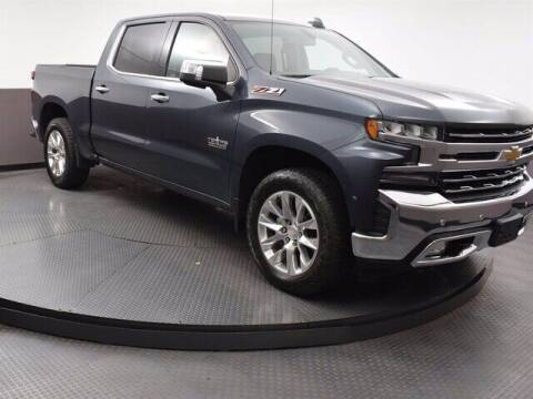 2019 Chevrolet Silverado 1500 for sale at Hickory Used Car Superstore in Hickory NC