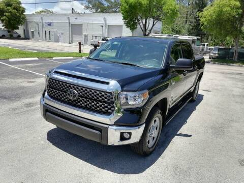 2018 Toyota Tundra for sale at Best Price Car Dealer in Hallandale Beach FL
