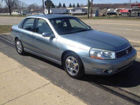 2003 Saturn L300 for sale at All State Auto Sales, INC in Kentwood MI