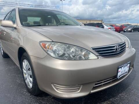 2005 Toyota Camry for sale at VIP Auto Sales & Service in Franklin OH