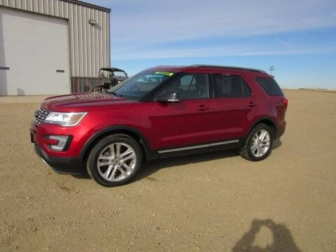 2017 Ford Explorer for sale at Nore's Auto & Trailer Sales - Vehicles in Kenmare ND