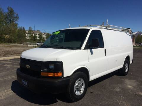 2011 Chevrolet Express Cargo for sale at Delta Car Connection LLC in Anchorage AK