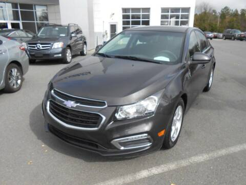 2016 Chevrolet Cruze Limited for sale at Auto America - Monroe in Monroe NC