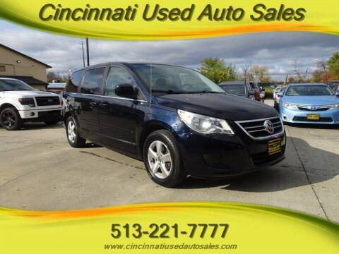 2010 Volkswagen Routan for sale at Cincinnati Used Auto Sales in Cincinnati OH