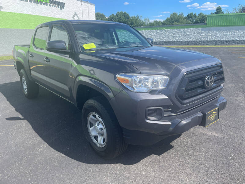 2020 Toyota Tacoma for sale at South Shore Auto Mall in Whitman MA