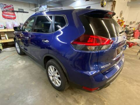 2018 Nissan Rogue for sale at Hill Motors in Ortonville MN
