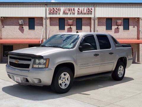2007 Chevrolet Avalanche for sale at Best Auto Sales LLC in Auburn AL
