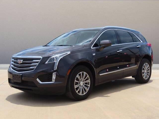 2018 Cadillac XT5 for sale at BIG STAR HYUNDAI in Houston TX