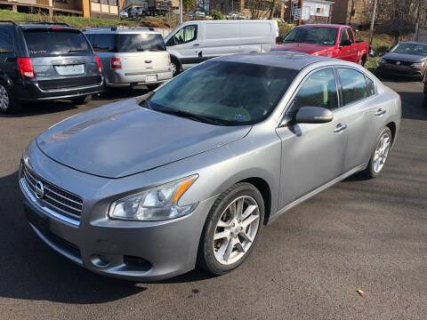 2009 Nissan Maxima for sale at Fellini Auto Sales & Service LLC in Pittsburgh PA