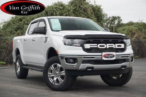 2019 Ford Ranger for sale at Van Griffith Kia Granbury in Granbury TX