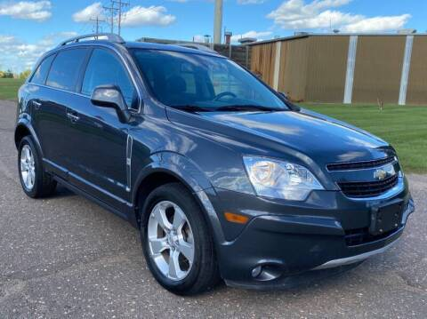 2013 Chevrolet Captiva Sport for sale at Affordable Auto Sales in Cambridge MN