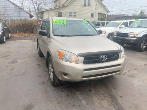 2007 Toyota RAV4 for sale at Irving Auto Sales in Whitman MA