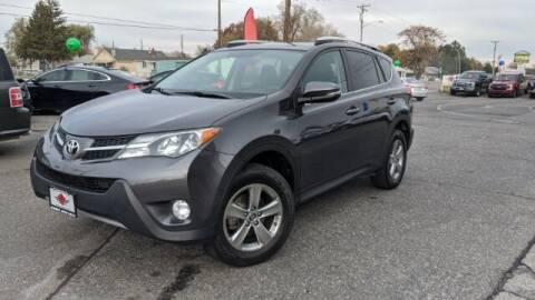 2015 Toyota RAV4 for sale at Alvarez Auto Sales in Kennewick WA
