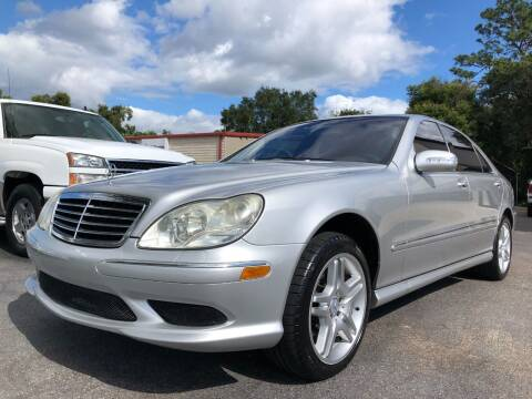 2006 Mercedes-Benz S-Class for sale at Upfront Automotive Group in Debary FL