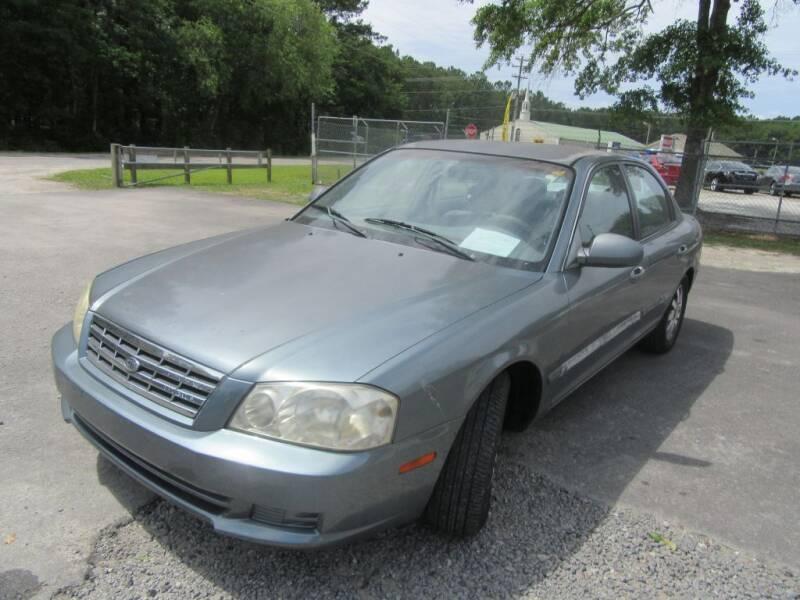 2002 Kia Optima for sale at Bullet Motors Charleston Area in Summerville SC