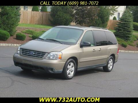 2004 Ford Freestar for sale at Absolute Auto Solutions in Hamilton NJ