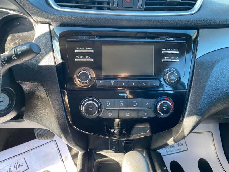 2016 Nissan Rogue AWD S 4dr Crossover - Idaho Falls ID