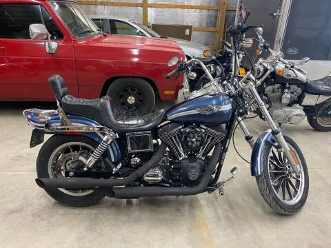 2003 Harley Davidson Dyna Wide Glide for sale at CarSmart Auto Group in Orleans IN