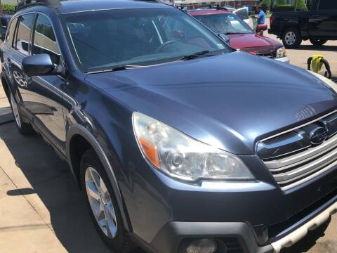 2013 Subaru Outback for sale at Bizzarro's Championship Auto Row in Erie PA