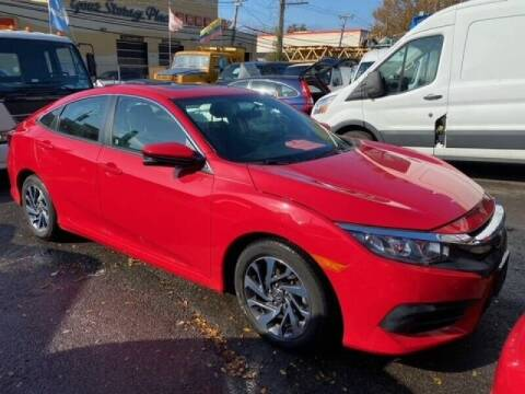 2017 Honda Civic for sale at Deleon Mich Auto Sales in Yonkers NY