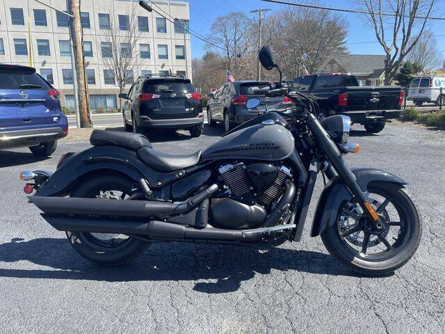 2018 Suzuki Boulevard  for sale at All Star Auto  Cycle in Marlborough MA