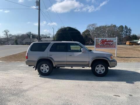 2000 Toyota 4Runner for sale at Madden Motors LLC in Iva SC