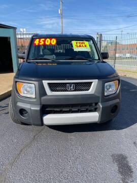 2005 Honda Element for sale at AUTO4N SALES LLC in Cincinnati OH