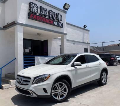 2016 Mercedes-Benz GLA for sale at Fastrack Auto Inc in Rosemead CA
