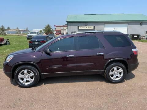 2009 GMC Acadia for sale at Car Guys Autos in Tea SD