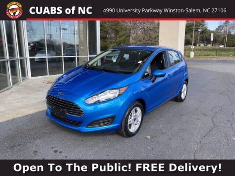 2017 Ford Fiesta for sale at Summit Credit Union Auto Buying Service in Winston Salem NC