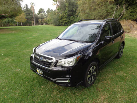 2017 Subaru Forester for sale at N c Auto Sales in Los Angeles CA