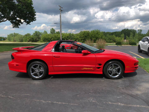 1999 Pontiac Firebird for sale at Fox Valley Motorworks in Lake In The Hills IL