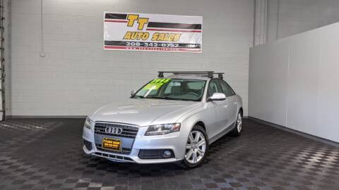 2010 Audi A4 for sale at TT Auto Sales LLC. in Boise ID
