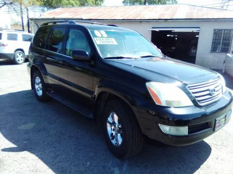 2003 Lexus GX 470 for sale at Larry's Auto Sales Inc. in Fresno CA