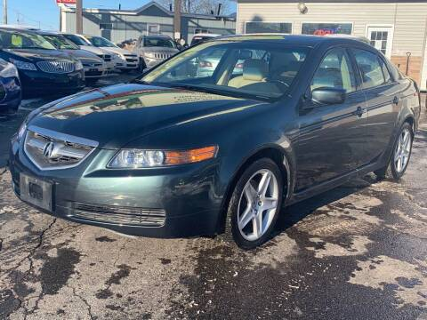 2005 Acura TL for sale at Capitol Auto Sales in Lansing MI