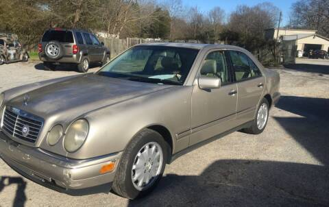 1999 Mercedes-Benz E-Class for sale at Mama's Motors in Greer SC