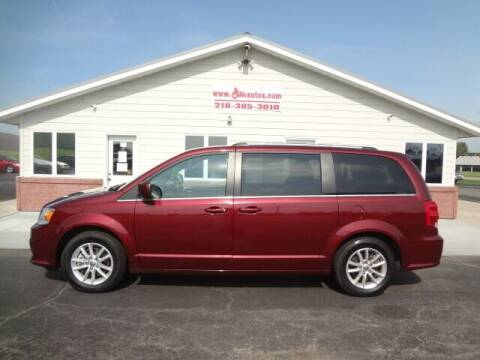 2019 Dodge Grand Caravan for sale at GIBB'S 10 SALES LLC in New York Mills MN