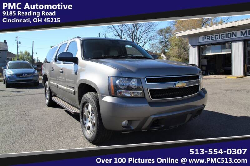 2007 Chevrolet Suburban for sale at PMC Automotive in Cincinnati OH