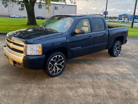 2007 Chevrolet Silverado 1500 for sale at M A Affordable Motors in Baytown TX