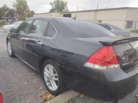 2014 Chevrolet Impala Limited for sale at Mr E's Auto Sales in Lima OH