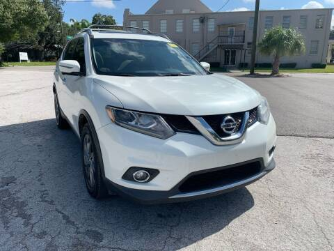 2016 Nissan Rogue for sale at Consumer Auto Credit in Tampa FL