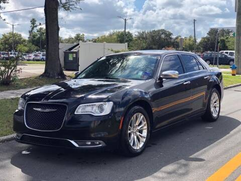 2016 Chrysler 300 for sale at Carlando in Lakeland FL
