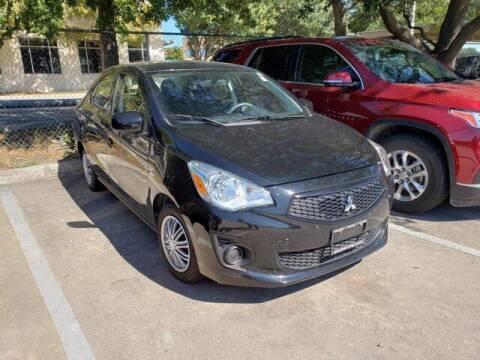 2020 Mitsubishi Mirage G4 for sale at Don Herring Mitsubishi in Plano TX