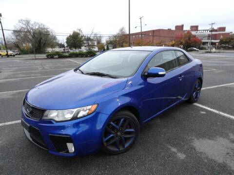 2010 Kia Forte Koup for sale at TJ Auto Sales LLC in Fredericksburg VA